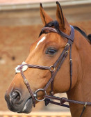 Dy'on Collection Figure 8 Noseband Bridle