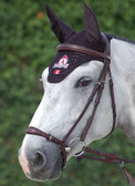 Dy'on New English Collection Drop Noseband Bridle