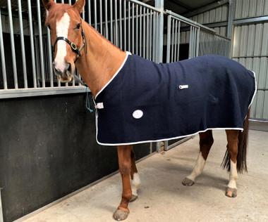 Wool Rug Horse wears 6'3