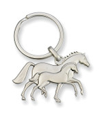 Key Ring - Mare & Foal
