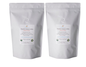 Purelife Organic Enema Coffee / Medium Air Roast / Ground / Gerson Accepted 2 lbs.