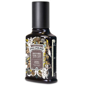 smokey woods toilet spray pot-pourri