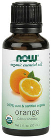 essential oil orange essential oi organic orange oil Now Foods