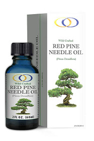 Best Seller! Red Pine Needle Oil - 2 Oz - Korea