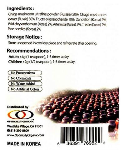 chaga probiotics