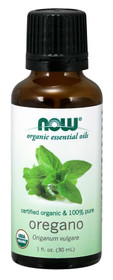 Organic Oregano oil NOW FOODS oregano oil