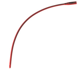 red colon tube latex colon tube enema tube colon tube red catheter