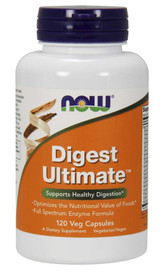 Now Digest Ultimate - 120 Vegan Capsules
