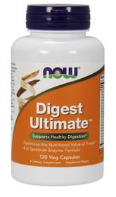 Now Digest Ultimate - 120 Vegan Capsules