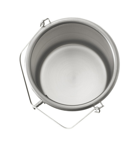 stainless steel enema bucket 304 stainless steel made in usa