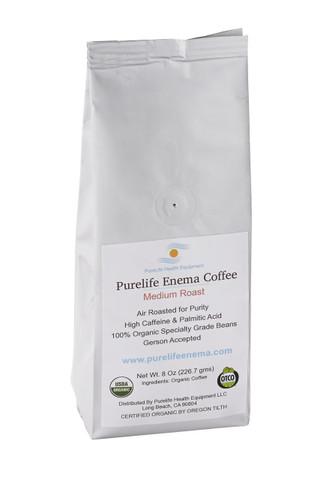 white bag enema coffee medium coffee