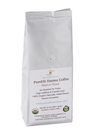white bag enema coffee medium coffee