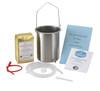 organic enema coffee light roast enema coffee stainless steel enema bucket