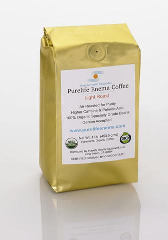 organic enema coffee air roasted coffee for enemas
