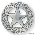 Texas Star Concho Large 1-1/2""