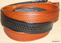 Basketweave - Diagonal Belt