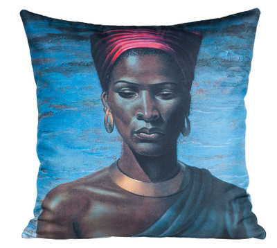 Tretchikoff 'Zulu Girl' Cushion Cover 50x50cm