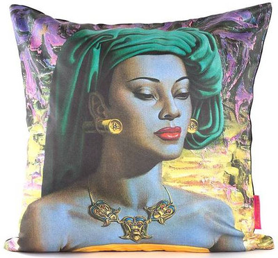 Tretchikoff 'Balinese Girl' Cushion Cover 50x50cm