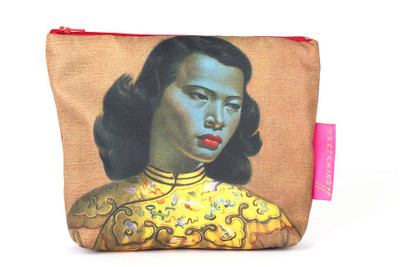 Tretchikoff Chinese Girl Cosmetic Bag