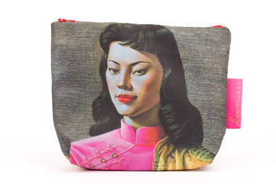 Tretchikoff Miss Wong Cosmetic Bag