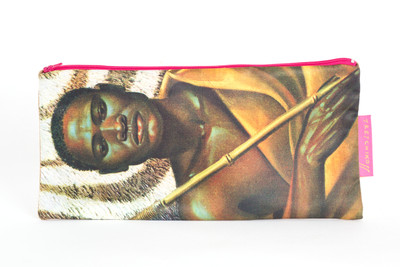 Tretchikoff Xhosa Warrior Utility Purse