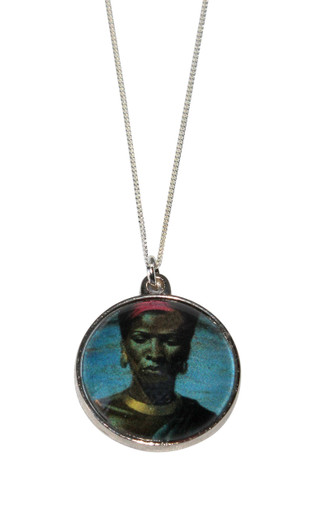 Zulu Girl Necklace