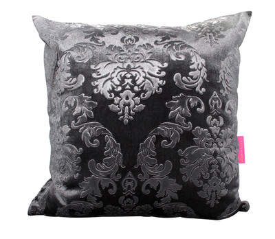 Tretchikoff 'Velvet Lotus' Silver Cushion 50x50cm