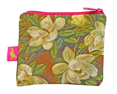 Tretchikoff Chinese Magnolias Coin Purse