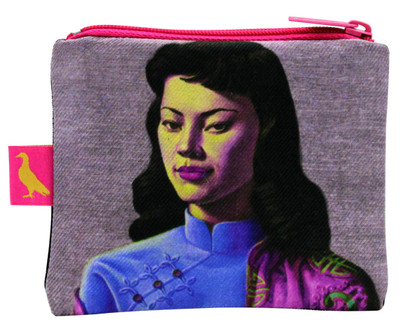 Tretchikoff Miss Wong Lilac Coin Purse