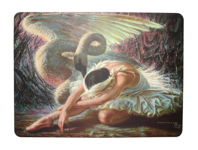Tretchikoff 'Dying Swan' Placemat