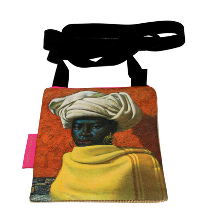 Tretchikoff Swazi Girl Passport Bag