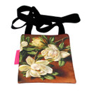 Tretchikoff Magnolias Passport Bag