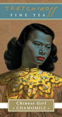 Tretchikoff 'Chinese Girl' Chamomile Tea - Front of Box