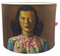 Tretchikoff 'Chinese Girl Blue Jacket' Lampshade - front view