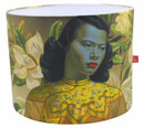 Tretchikoff 'Chinese Girl with Magnolias' Lampshade