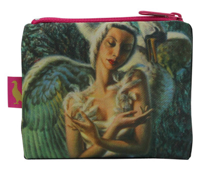 Tretchikoff 'Dying Swan Markova' Coin Purse