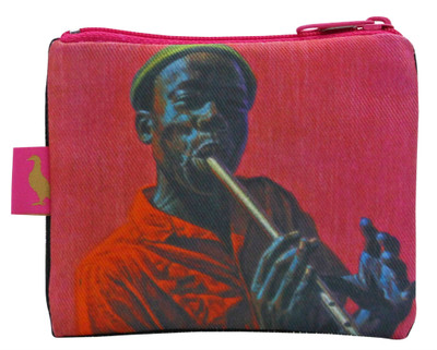 Tretchikoff 'Kwela Boy' Coin Purse