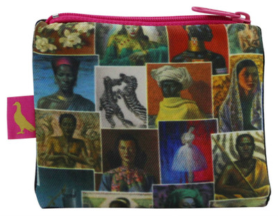 Tretchikoff 'New Collage' Coin Purse