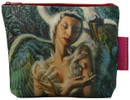 Tretchikoff 'Dying Swan A. Markova' Cosmetic Bag