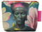 Tretchikoff 'Zulu Girl Magnolias' Cosmetic Bag