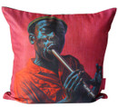 Tretchikoff 'Kwela Boy' Cushion Cover 50x50cm