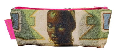 Tretchikoff 'Woman of Ndebele' Makeup Purse