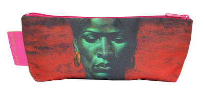 Tretchikoff 'Zulu Girl' Red Sunset Makeup Purse