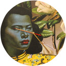 "Tretchikoff ""Chinese Girl & Magnolias"" Wall Clock"