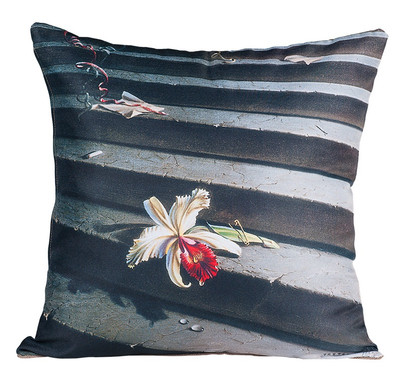 Tretchikoff 'Lost Orchid' Cushion Cover 50x50cm