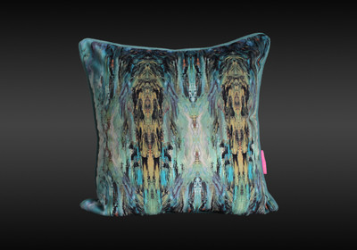 Tretchikoff 'Lady with Lotus' Elements Cushion Cover