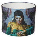 Tretchikoff Lady from Orient Lampshade
