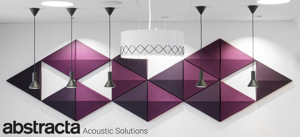 Abstracta Acoustic Wall Panels