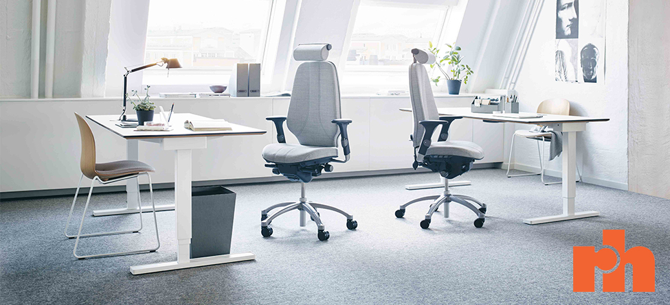 Rh Logic 400 Ergonomic Task Chair
