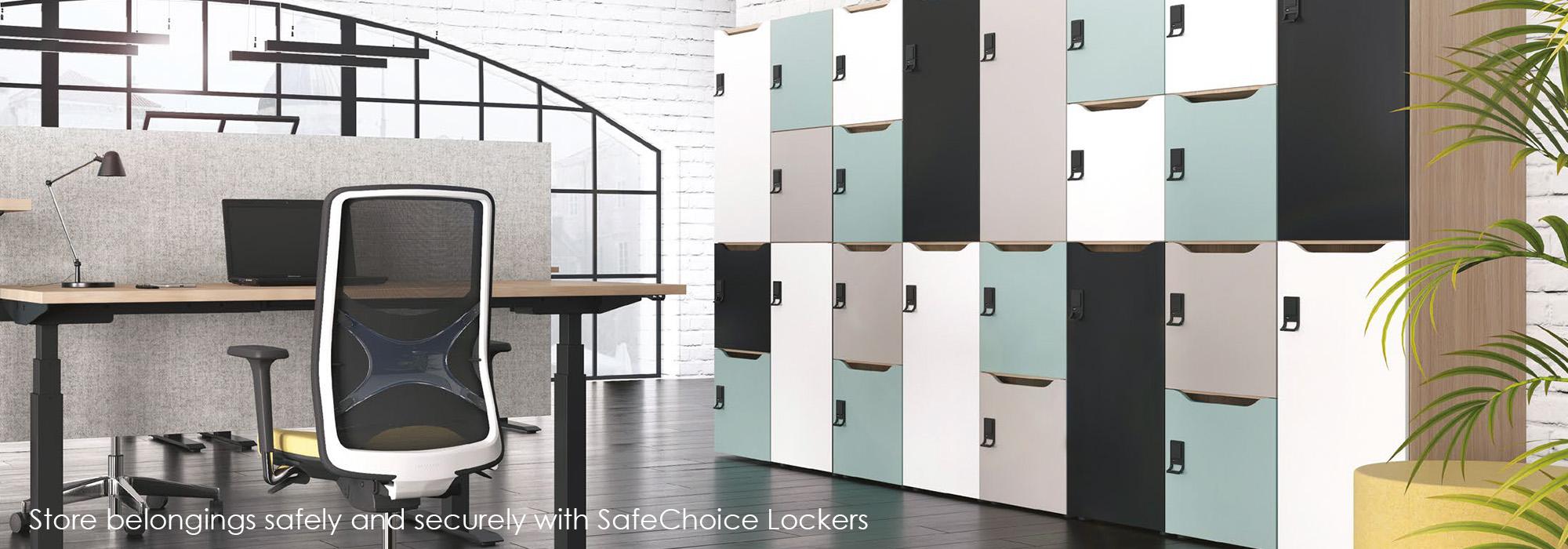 SafeChoice Lockers